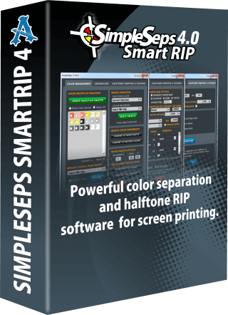 SimpleSeps 4 0 SmartRIP -Halftone RIP with Amazing Color Separation Tools