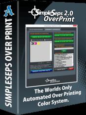 SimpleSeps 2.0 OverPrint