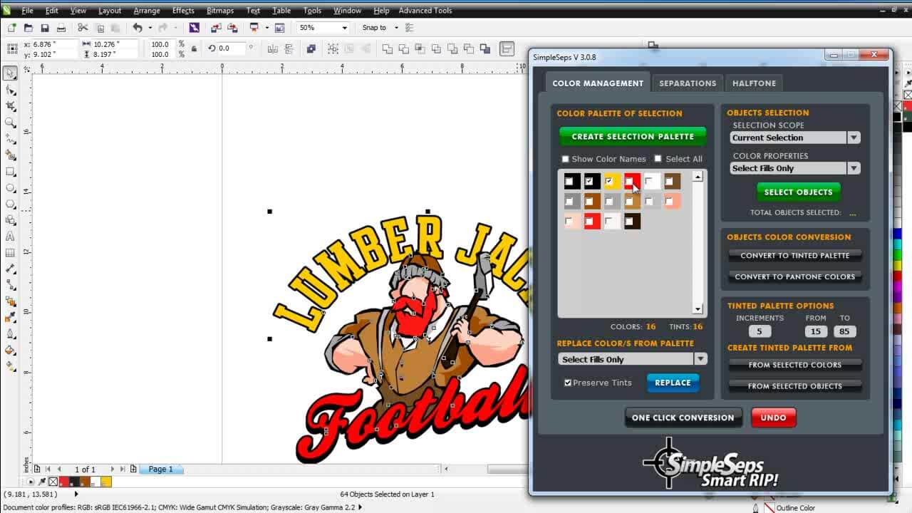 Screen Printing Color Separation Software Free