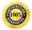 %100 Satisfaction Guarantee
